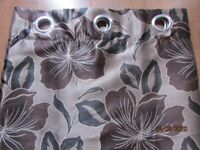 Curtains - 90 x 90 inches, -- Eyelets, Fully lined - Very good condition