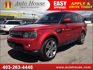 2012 Land Rover Range Rover Sport SUPERCHARGED NAVI BCAM