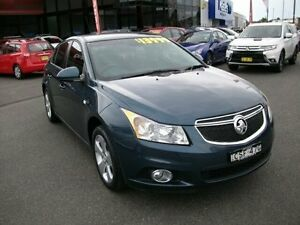 2014 Holden Cruze JH Series II Equipe Karma 5 Speed Manual Hatchback Coffs Harbour Coffs Harbour City Preview