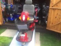 Any Terrain Fully Adjustable Pride Legend Mobility Scooter Easily Portable Comfortable Only £295