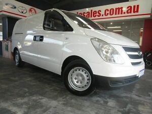 2011 Hyundai iLOAD TQ-V MY11 White 5 Speed Sports Automatic Van Welshpool Canning Area Preview