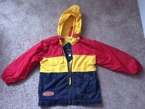 Boys Fall jacket, size 3
