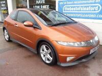 Honda Civic 1.8i-VTEC Type S GT Full S/H Low miles Finance Available P/X