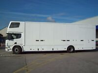 Lorry and driver for hire, ideal for DIY removals