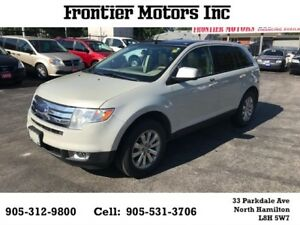 2007 Ford Edge SEL ALL WHEEL DRIVE