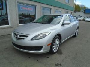 Mazda 6 2012 GSL 4 cyl ,Impeccable.....Seulement 64000KM!!!!