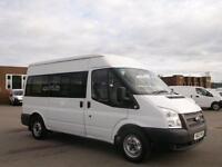 Ford Transit SHUTTLE BUS MEDIUM ROOF 9 SEATER TDCI 125PS DIESEL MANUAL (2012)