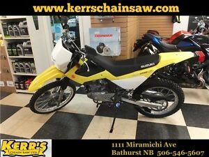 2016 Suzuki DR 200   *Free 5 Year Warranty