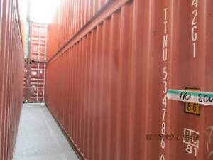 40FT Wind and Watertight Shipping Container Brisbane City Brisbane North West Preview