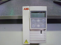 ABB VFD 240V SINGLE PHASE 1/3HP IN PACKAGE