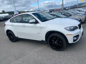BMW x6 Xdrive 50i w/ Safety Inspection & Carfax