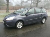 2008 Citroen Grand C4 Picasso 1.6 HDi 16v VTR+ 5dr/7 Seater