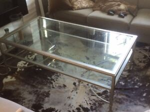 Coffee Table (French Metal)