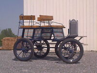 carts wagons and sleighs all made to order for you