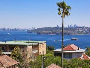 Private 1 bedroom in Eastern Hill - Views of Harbour balcony Manly Manly Area Preview