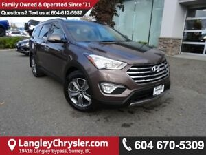 2015 Hyundai Santa Fe XL Luxury *ACCIDENT FREE*ONE OWNER*LOCA...