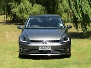 2018 Volkswagen Golf 7.5 MY18 110TDI DSG Highline Grey 7 Speed Sports Automatic Dual Clutch Hahndorf Mount Barker Area Preview
