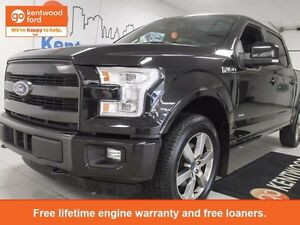 2015 Ford F-150 LARIAT , LEATHER , SUNROOF , NAV !!!