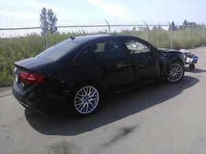 PARTING OUT AUDI A4 2015 S-line , 2.0T Manual 72K