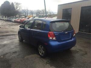2007 Chevrolet Aveo LT*HATCH BACK**ONLY 150 KMS**GREAT CONDITION London Ontario image 3