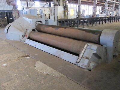12 X 1-18 Bertsch Model 18 Initial Pinch Plate Roll Stock 67015