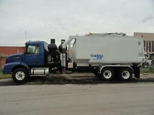 GAPVAX HV-56 Industrial Air Mover / Hydrovac