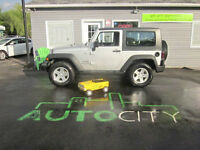 2010 Jeep Wrangler...$156 Biweekly + Tax