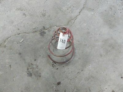Massey-harris 33 Tractor Others Tractor Seat Spring Tag 740