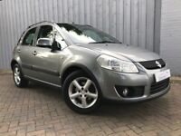 Suzuki SX4 1.6 GXE, 5 Door, a Truly Superb Example, Excellent Service History, No Advisories on MOT