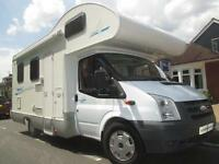 2009 RIMOR KATAMARANO 6 BERTH, REAR BUNKS ONE OWNER FROM NEW MOTORHOME FOR SALE