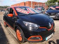 14 RENAULT CAPTUR DCI DYNAMIQUE S MEDIA-NAV AUTO DIESEL 5 DOOR £20 ROAD TAX