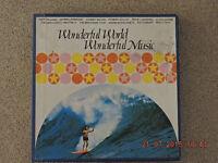 "Boxed Set of nine LPs - ""Wonderful World, Wonderful Music"" - Reader's Digest - Excellent condition"