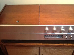 Clairtone project G3 rare stereo turntable system