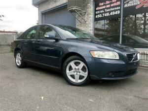 2010 Volvo S40 Premium*Cuir*Toit*Mgas*Automatique*