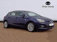 2014 VAUXHALL ASTRA HATCHBACK SPECIAL E
