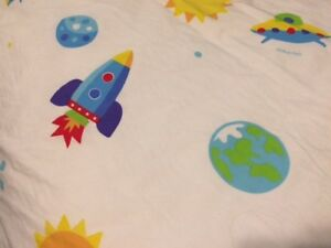Space theme Kids room Decor