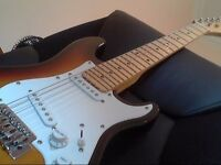 1/2 size Electric Guitar for sale