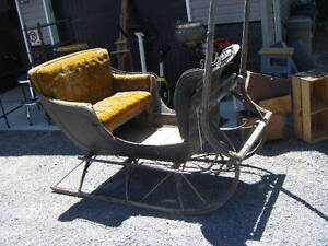 Antique Cutter / Sleigh