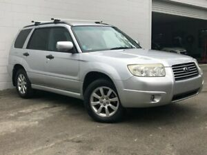 2007 Subaru Forester 79V MY07 XS AWD Metallic Silver 4 Speed Automatic Wagon Ashmore Gold Coast City Preview