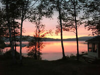 Muskoka and Almaguin Area Private Lakefront Cottage Rentals