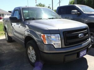 2013 Ford F-150 STX 4x2 Regular Cab Pickup 125.9 in. WB