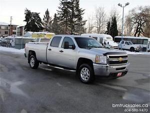 2014 CHEVROLET SILVERADO 3500HD CREW CAB LONG BOX 4X4