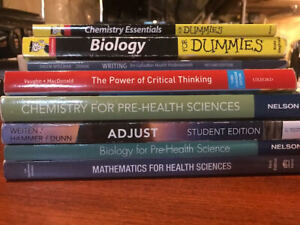 Pre Health Science Pathway Humber College Program Books
