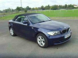 image for 2009 BMW 1 Series 118i SE 2dr CONVERTIBLE Petrol Manual