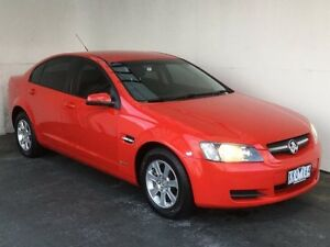 2009 Holden Commodore VE MY10 Omega Red 6 Speed Sports Automatic Sedan Mount Gambier Grant Area Preview
