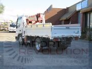 2003 Mazda Titan WH WH White Manual Truck Bayswater Knox Area Preview