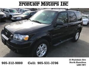 2006 Ford Escape Limited ALL WHEEL DRIVE