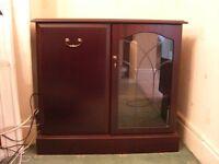 Mahogany TV / Media cupboard