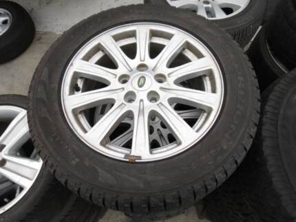 Landrover Discovery 3 / 4 18 inch Alloy Rims | Wheels, Tyres & Rims