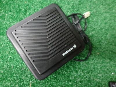 Ge Ericsson Ma Com Orion M7100 Mobile Radio Speaker With Bracketscrews